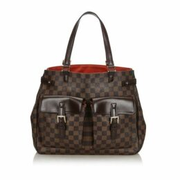 Louis Vuitton Brown Damier Ebene Uzes