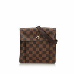 Louis Vuitton Brown Damier Ebene Pimlico