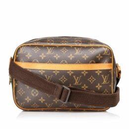 Louis Vuitton Brown Crossbody Bag
