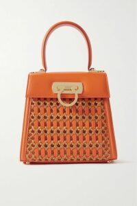 Vivienne Westwood - Lou Lou Tartan Wool Blazer - Burgundy