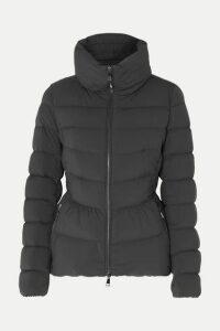 Moncler - Quilted Shell Down Jacket - Charcoal