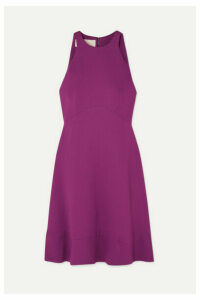 Antonio Berardi - Stretch-crepe Mini Dress - Purple