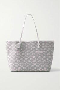Roksanda - Raeya Crinkled-taffeta Midi Dress - Pink