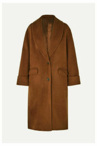 Joseph - Kara Wool And Alpaca-blend Coat - Camel