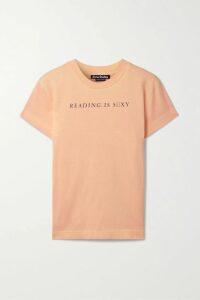 Eywasouls Malibu - Tracy Leopard-print Chiffon Maxi Dress - Black