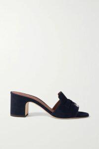 Chloé - Shearling Coat - Orange