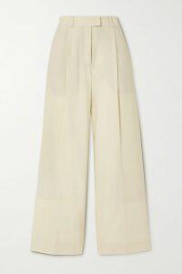Alice + Olivia - Rita Fil Coupé Chiffon Mini Dress - Green