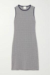 SAINT LAURENT - Pleated Leopard-print Silk-blend Lamé Mini Dress - Leopard print