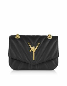 Atelier V1 Designer Handbags, Arcadia Quilted Leather Shoulder Bag