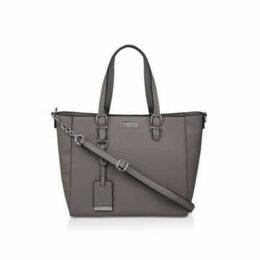 Carvela Fina Winged Tote - Grey Tote Bag