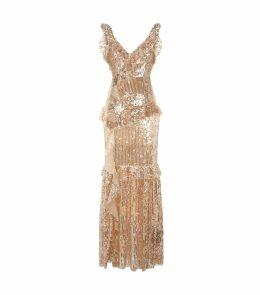 Scarlett Sequin Gown