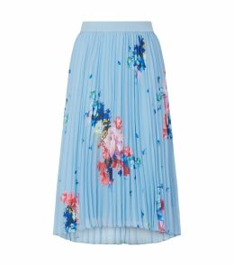 Harrpa Asymmetric Midi Skirt