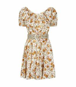 Luisa Floral Mini Dress