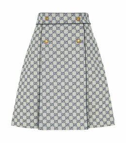 Original GG A-Line Skirt