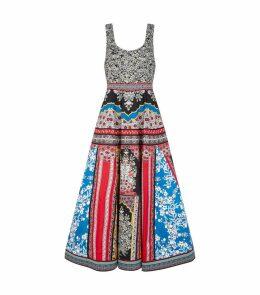 Arya Floral Midi Dress
