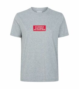 Montage Print T-Shirt