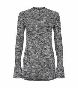 Side-Split Sweater