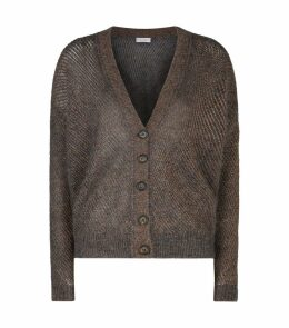 Metallic Cardigan