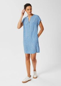 Darcie Dress Red Ivory