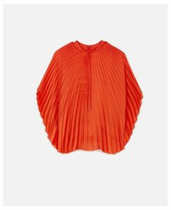Stella McCartney Orange Moama Top, Women's, Size 4