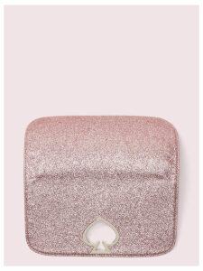 Make It Mine Glitter Flap - Rose Gold - One Size