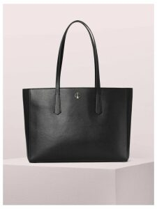 Molly Large Work Tote - Black - One Size