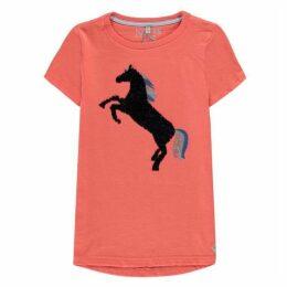 Joules Sequin T Shirt