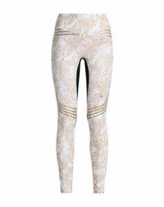 LUCAS HUGH TROUSERS Leggings Women on YOOX.COM