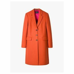 PS Paul Smith Epsom Wool Blend Coat