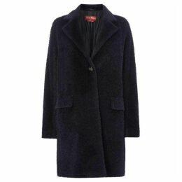 Max Mara Studio Double pocket short coat