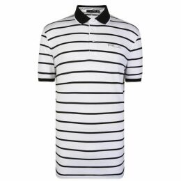 Polo Ralph Lauren Custom Slim Tech Pique Polo Shirt