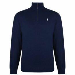 Polo Ralph Lauren Zip Knit Sweatshirt