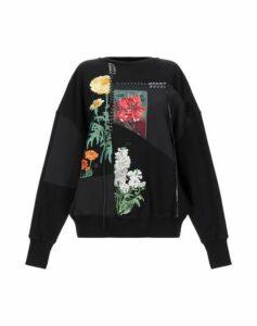 ALEXANDER MCQUEEN TOPWEAR Sweatshirts Women on YOOX.COM
