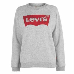 Levis Relax Logo Sweatshirt