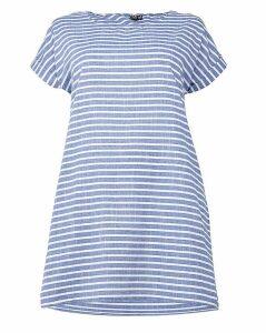 Izabel London Curve Printed Shift Dress