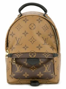 Louis Vuitton Pre-Owned palm springs mini backpack - Brown