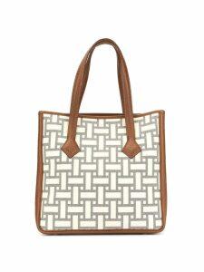 Hermès Pre-Owned Victoria Cabas tote bag - Brown