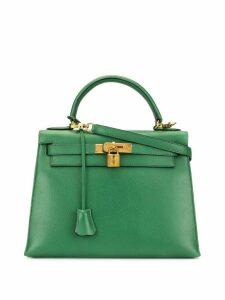 Hermès Pre-Owned Kelly 28 handbag - Green
