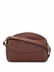 Cartier Pre-Owned Cross Body Shoulder Bag - Red