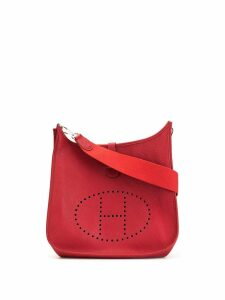Hermès Pre-Owned 2002 Evelyne GM shoulder bag - Red
