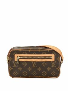 Louis Vuitton Pre-Owned Cite shoulder bag - Brown