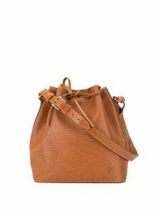 Louis Vuitton Pre-Owned Noe drawstring shoulder bag - Brown