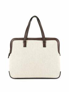 Hermès Pre-Owned Escapada handbag - Neutrals