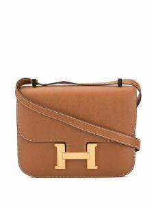 Hermès Pre-Owned Constance shoulder bag - Brown