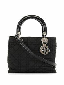 Christian Dior Pre-Owned mini Lady Dior tote - Black