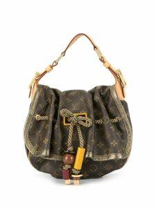 Louis Vuitton Pre-Owned Kalahari PM Hand Bag - Brown