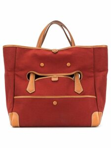 Hermès Pre-Owned 2014 Passe Passe 35 tote - Red