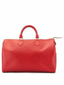 Louis Vuitton Pre-Owned Speedy 35 handbag - Red