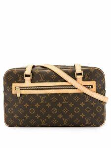 Louis Vuitton Pre-Owned Cite GM shoulder bag - Brown