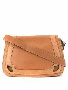 Cartier Pre-Owned Marcello shoulder bag - Brown
